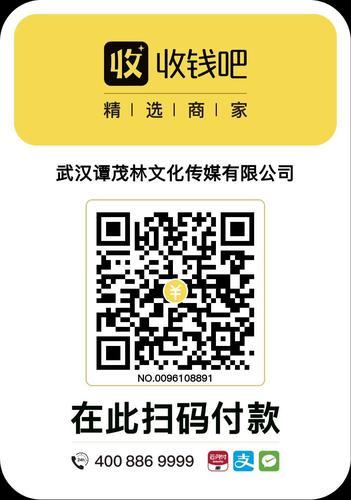 谭茂林文化传媒收钱吧收款平台